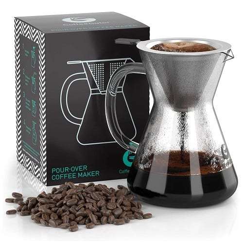 Coffee Gator Paperless Pour-Over System